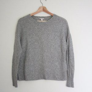 Gap Sweater Grey Wool